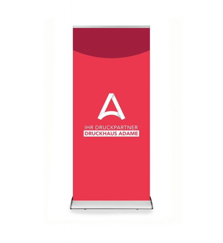 Roll-Up Exklusive, Druck inkl. System