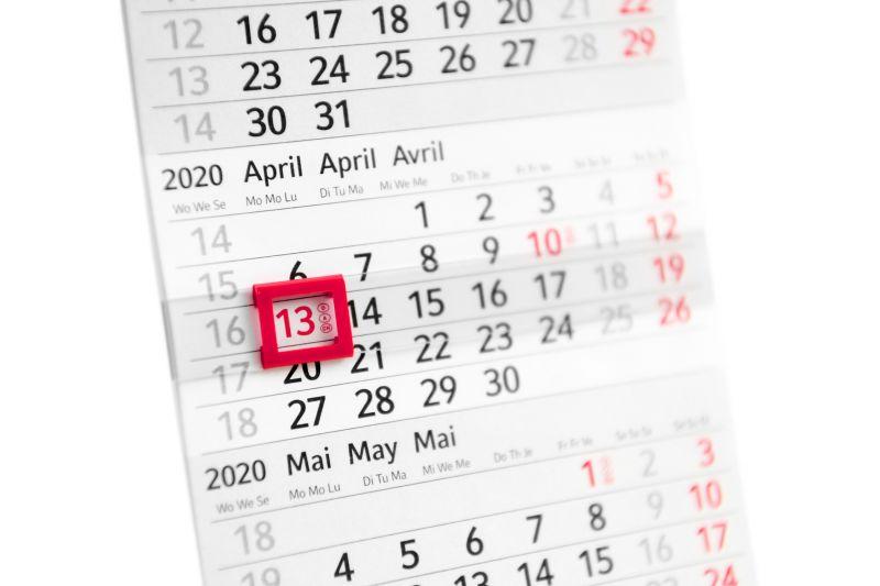 3 Monatswandkalender 2021