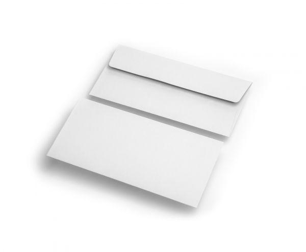 Briefumschläge ohne Fenster (haftklebend) unbedruckt